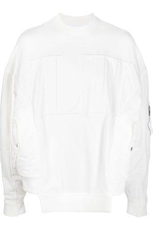 VALENTINO VLTN-embossed sweatshirt