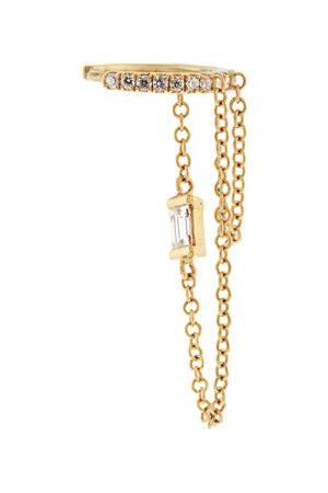 Maria Tash Diamond & - Single Earring - Womens