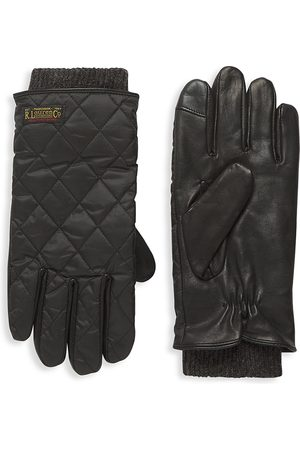Polo Ralph Lauren Men's Touch Quilted Field Gloves - - Size Small