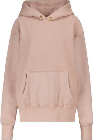 Les Tien Cotton fleece hoodie