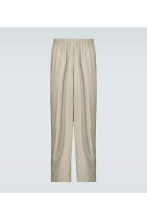 Balenciaga Technical straight-leg trackpants
