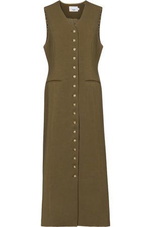 Frankie Shop Vest midi dress