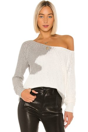 House of Harlow X REVOLVE Adrienne Pullover in Gray.