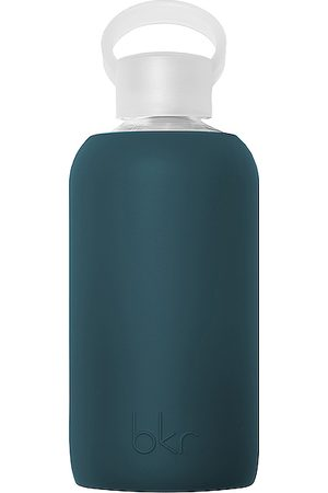 BKR Atlas 500mL Water Bottle in Blue.