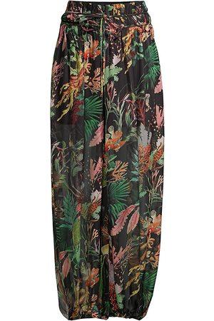 PATBO Women's Oasis Beach Pants - - Size 2
