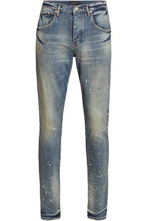 Purple Brand Men's P002 Vintage Spot Jeans - - Size 40