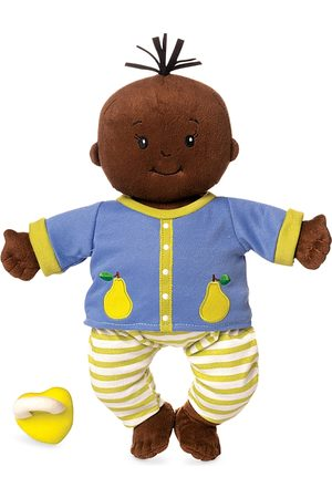 Manhattan Toy Baby Stella Brown Doll 15 Soft First Baby Doll - Ages 12 Months+