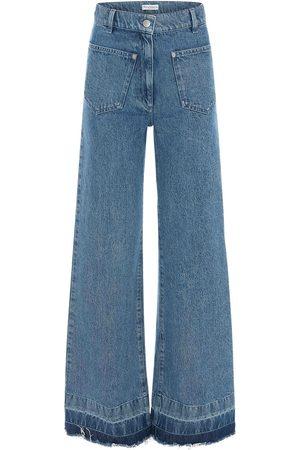 J.W.Anderson Cotton Boot Leg Jeans