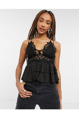 Free People Adella cami top in
