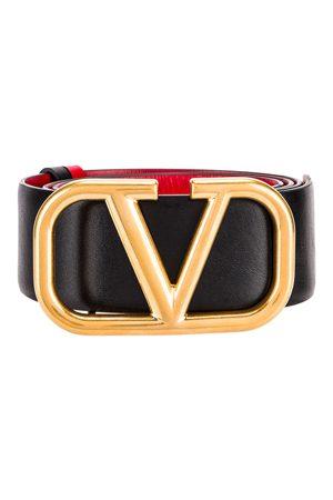 VALENTINO GARAVANI Garavani Logo Belt in