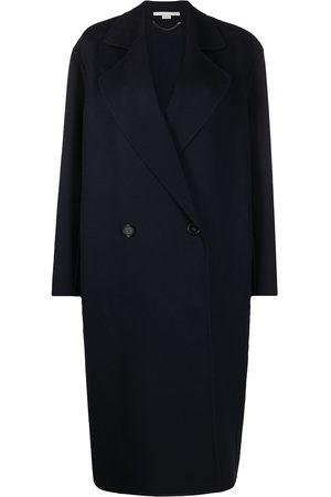 Stella McCartney Oversized double-breasted wool coat