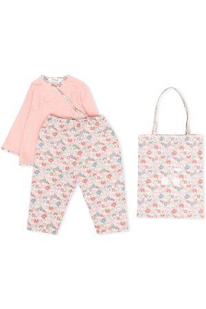 BONPOINT Pajamas - Floral print pyjamas