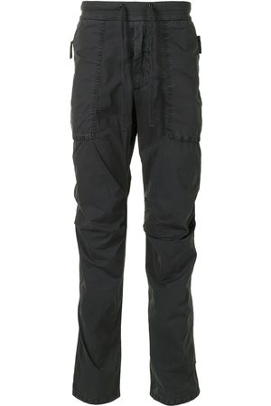 James Perse Mid-rise straight leg trousers