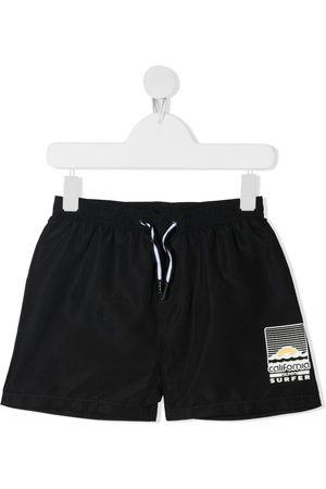 Molo Niko Solid swim shorts