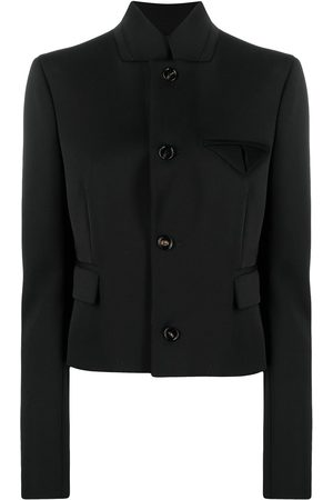 Bottega Veneta Long-sleeve button-up jacket