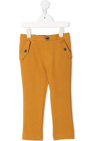 Familiar Boys Chinos - Vibrant cotton-blend trousers