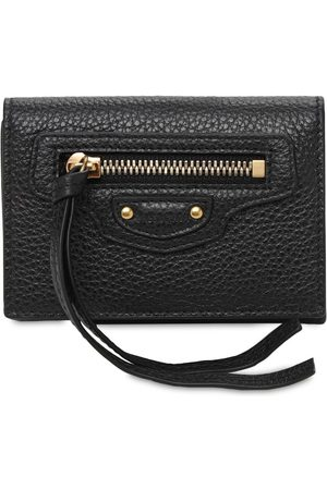 Balenciaga Mini Leather Wallet