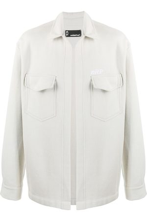 Styland Flap pocket shirt - Grey