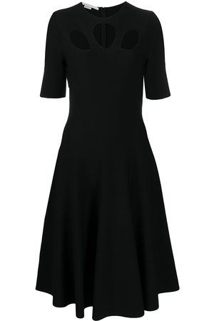 Stella McCartney Cut-out detail midi-dress