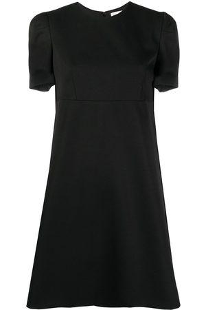 Alexander McQueen Short-sleeve mini dress