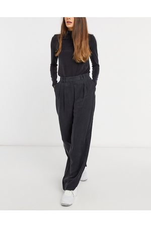 & OTHER STORIES & coordinating wide leg pants in