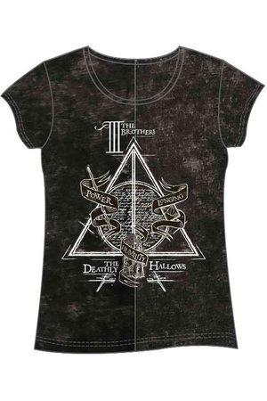Warner Bros Harry Potter Deathly Hallows Short Sleeve T-shirt S