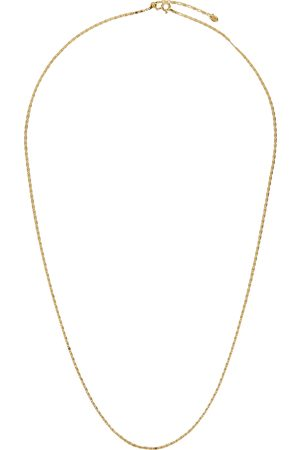 Maria Black Karen -plated chain necklace