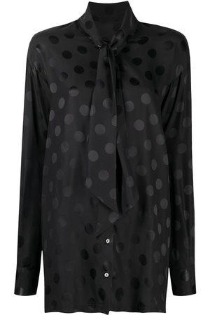 Dolce & Gabbana Polka dot-print blouse