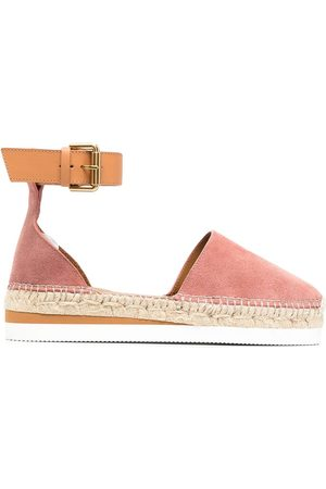 See by Chloé Women Espadrilles - Ankle-buckle espadrilles
