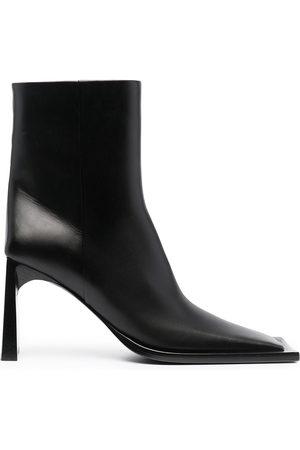 Balenciaga Square-toe ankle-length boots