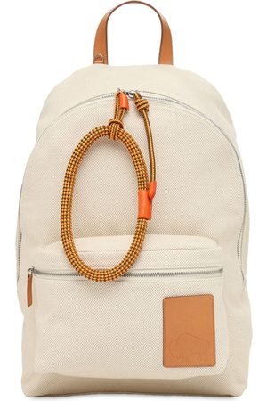 IL BISONTE New Nomad Canvas Backpack