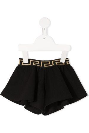 VERSACE Shorts - Greca band shorts