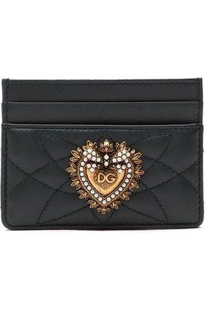 Dolce & Gabbana Devotion embellished cardholder