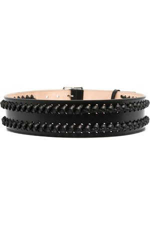 Alexander McQueen Knotted military belt