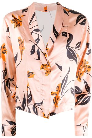 Marni Women Shirts - Floral-print shirt