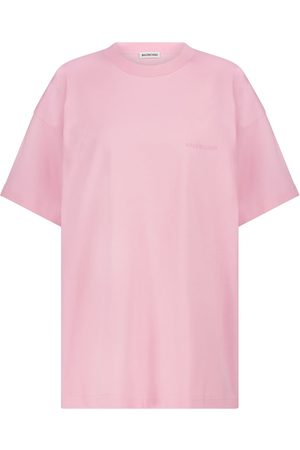 Balenciaga Oversized cotton T-shirt