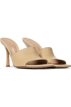 Bottega Veneta Exclusive to Mytheresa - Stretch leather sandals