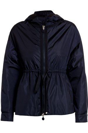 Moncler Women's Meretz Short Drawstring Jacket - - Size 5 (XXL)