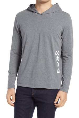 HUGO BOSS Men's Identity Hooded Pajama Top