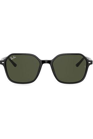 Ray-Ban Women's 0RB2194 53MM Hexagonal Sunglasses