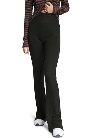 RAG&BONE Women's Rib Knit Flare Pants