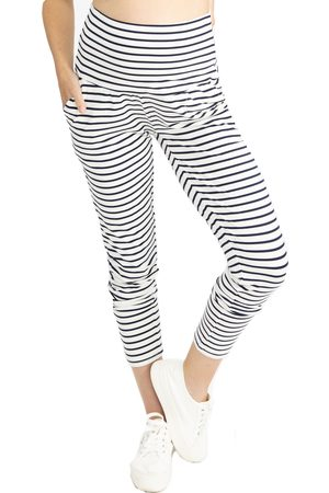 Angel Maternity Women's Tapered Casual Maternity Pants