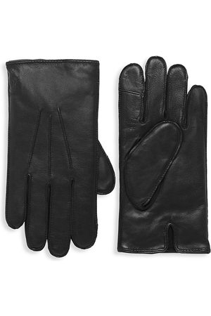 Polo Ralph Lauren Men's Water Repellent Nappa Leather Gloves - - Size XL