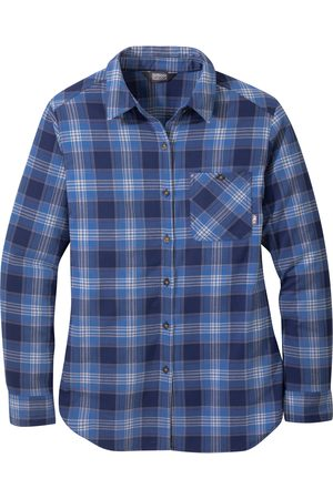 Outdoor Research Women's Outdoor Reseach Kulshan Flannel Button-Up Tunic