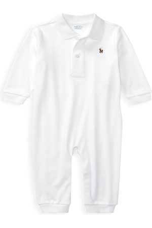 Ralph Lauren Baby Boy's Polo Coverall - - Size 3 Months