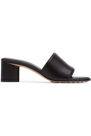Bottega Veneta Women's The Bulb Block Heel Sandals - - Size 35 (5)