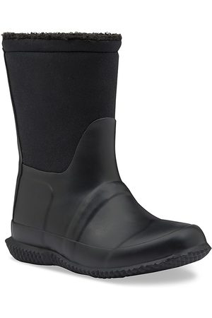 Hunter Baby's, Little Boy's & Boy's Original Faux Shearling-Lined Rain Boots - - Size 3 (Child)