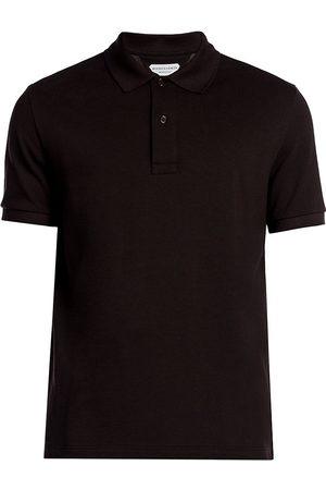 Bottega Veneta Men's New Dry Piquet Polo T-Shirt - - Size XL