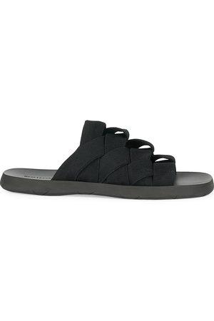 Bottega Veneta Intrecciato Fabric Sandals