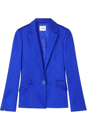 GALVAN Women's Single-Breasted Jacket - - Size 38 (6)
